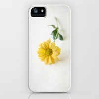 Yellow Flower StillLife iPhone Case by secretgardenphotography [Nicola] | Society6