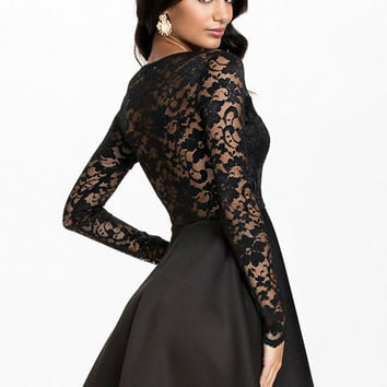 Sweetheart Lace Dress, NLY One