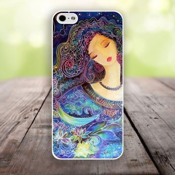 iphone 6 cover,Watercolor Sleeping Beauty iphone 6 plus,Feather IPhone 4,4s case,color IPhone 5s,vivid IPhone 5c,IPhone 5 case Waterproof 718