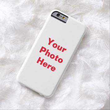 Create Your Own - iPhone 6 Case