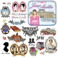 JANE AUSTEN TATTOOS