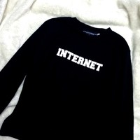 SWEET LORD O'MIGHTY! OG INTERNET SWEATER