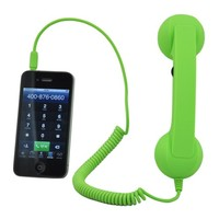 Retro Telephone Handset for iPhone