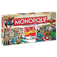 Marvel Comics Collector&#x27;s Edition Monopoly Board Game - Usaopoly - Marvel - Games at Entertainment Earth