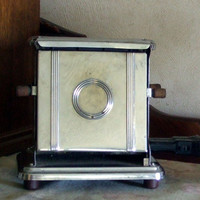 Art Deco Electric Toaster from The Roaring 20s