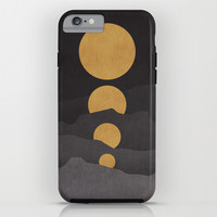 Rise of the golden moon iPhone & iPod Case by Budi Satria Kwan