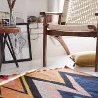 New Friends X UO Lighting Rug - Urban Outfitters