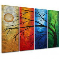 All My Walls In Living Color Metal Wall Sculpture - MAD00115 - All Wall Art - Wall Art & Coverings - Decor