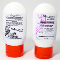 Hair Shampoo in travel size (SLS and Paraben Free)