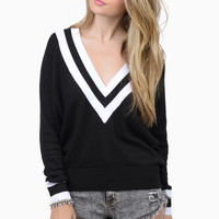 Boyfriend Scouter Sweater $39