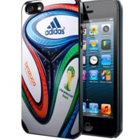 adidas brazuca world cup 2014 ball Samsung Galaxy S3 S4 S5 Note 3 , Iphone 4(S) 5(S) 5C 6 Plus , Ipod 4 5, HTC One M7 M8 Case