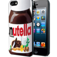 Nutella Samsung Galaxy S3 S4 S5 Note 3 , iPhone 4 5 5c 6 Plus , iPod 4 5 case, HtC One M7 M8