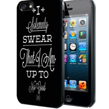 i solemnly swear that i am harry potter Samsung Galaxy S3 S4 S5 Note 3 , iPhone 4 5 5c 6 Plus , iPod 4 5 case, HtC One M7 M8
