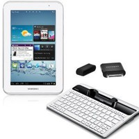 Amazon.com: Samsung Galaxy Tab 2 7-Inch Student Edition (White): Computers & Accessories