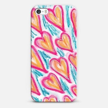 Floating Hearts iPhone 6 case by Sandra Arduini | Casetify