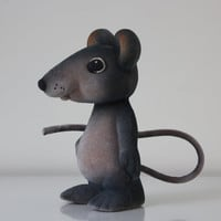 Vintage Soviet Russian toy MOUSE from 70s