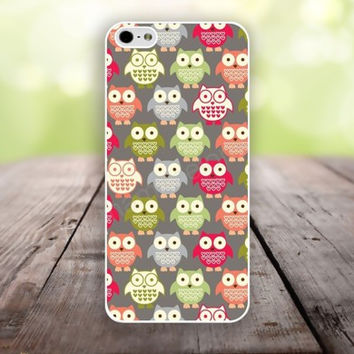 iPhone 5S case colorful owl iphone 6 plus,Feather IPhone 4,4s case,color IPhone 6,vivid IPhone 5c,IPhone 5 case Waterproof 781