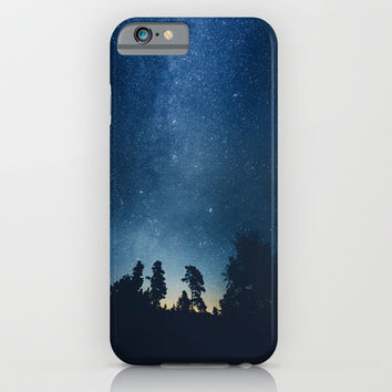 Follow the stars iPhone & iPod Case by HappyMelvin