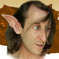 Goblin Troll Fairy Elf Cosplay LARP Halloween Latex Pointed Ear Tips