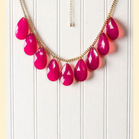 Drop-Dead Gorgeous Necklace