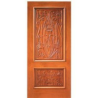 Model # 3 | Carved and Mansion | Entry Doors