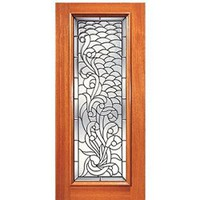 S Series | Beveled Glass Doors | Entry Doors