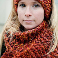 PDF Quick and Easy Infinity Scarf Pattern