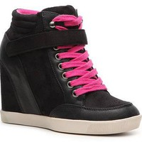Mad Love Funky Wedge Sneaker