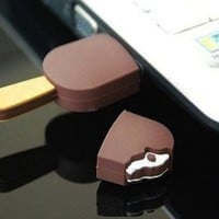 Chocolate Ice Cream Bar USB