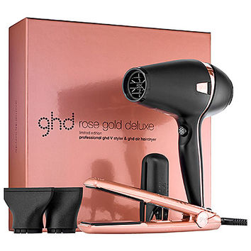 Rose Gold Deluxe Set - ghd | Sephora