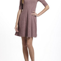 Threaded Trails Swing Dress