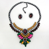 Decoration Day Necklace Set