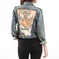 Somedays Lovin' Wild One Denim Jacket