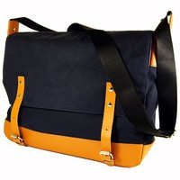 Victor Messenger Bag by Tokyo Bay in Blue - Pop! Gift Boutique