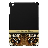 Eyes of a Tiger Personalized