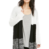 DailyLook: MINKPINK Trifle Cardigan in Black / White XS - L