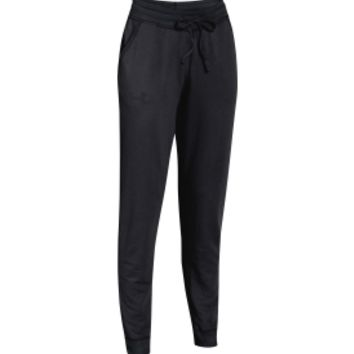 Under Armour Women's Pretty Gritty Gym Pants