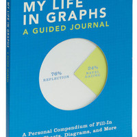 My Life in Graphs | Mod Retro Vintage Books | ModCloth.com