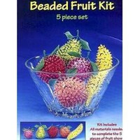 Sulyn Beaded Fruit Kit 5 Piece Set