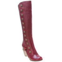 Miz Mooz Women's Shannon Wedge Boot