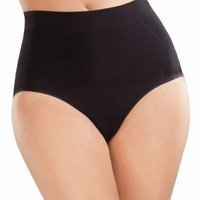 Wacoal Women`s Control Freak Pear Brief $34.00