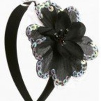 Fleur Decorated Headband
