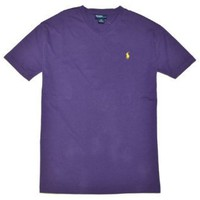 Polo Ralph Lauren Men V-Neck Pony Logo T-Shirt $24.99 - $29.99