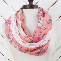 Altar'd State Spring Has Sprung Infinity Scarf | Altar'd State