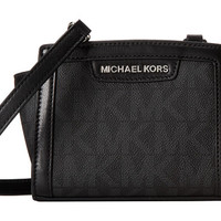 MICHAEL Michael Kors Selma Mini Messenger Black 2 - Zappos.com Free Shipping BOTH Ways