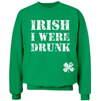 Cozy Irish Drunk