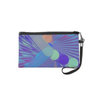 Spira-Weird Wristlet Purses from Zazzle.com