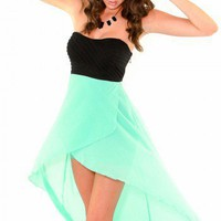Sparks Fly Dress at iLoveFringe.com