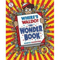 Where&#x27;s Waldo? The Wonder Book [Paperback]