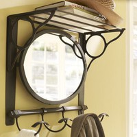 Mirror Train Rack